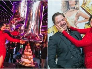 Галена отпразнува 15 години на сцена с луд купон СНИМКИ