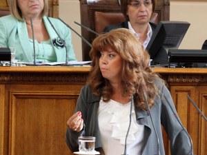 Илияна Йотова: Не търсим конфронтация с правителството, просто имаме мнение
