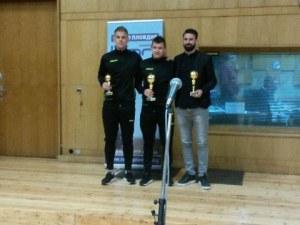 Очаквано! Тошко Неделев е Футболист номер 1 на Пловдив СНИМКИ