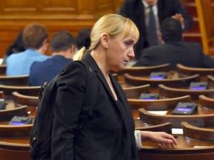 Прокуратурата повдигна обвинение на Елена Йончева за пране на пари