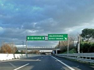 Солени глоби грозят чуждестранните шофьори в Италия