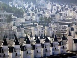 Спряха строежа на луксозен комплекс от 732 замъка за $200 млн. ВИДЕО