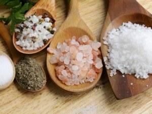 7 вида сол и как влияят на здравето ни