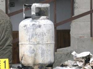 Газова бутилка избухна на тераса! Бургазлия оцеля по чудо