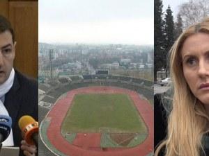 Клубовете по лека атлетика не си дават пистата на стадион Пловдив ВИДЕО