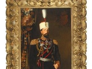Обявиха на търг уникален портрет на княз Александър I Батенберг