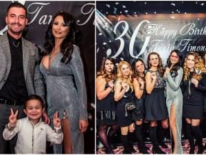 Рожден ден като сватба! Принцесата на Пловдив чукна 30 СНИМКИ