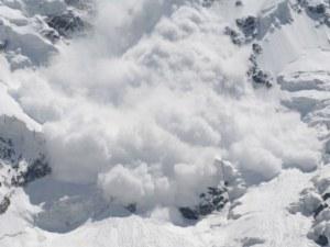 Внимание! Опасност от лавини