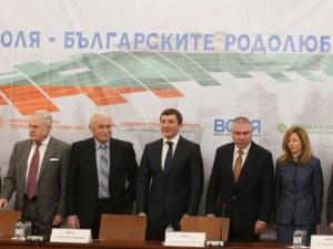 Марешки влиза в коалиция с три партии за евроизборите