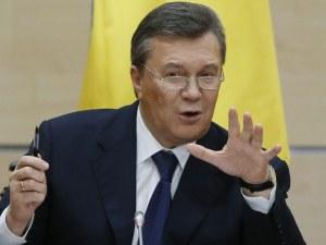 Съдът призна бившия президент на Украйна за виновен в държавна измяна