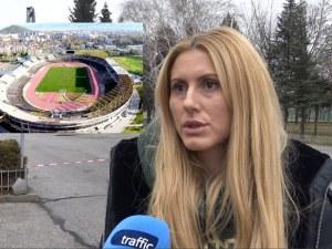 Тезджан: Пистата на стадиона трябва да остане, Пловдив пише история в атлетиката ВИДЕО