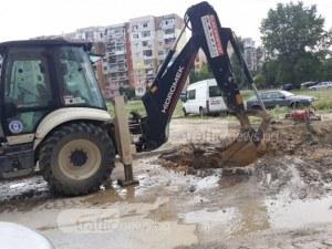 Жителите на две улици в Пловдив останаха без вода