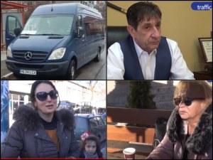 Майките и пенсионерите в Стамболийски - най-доволни от безплатния транспорт ВИДЕО