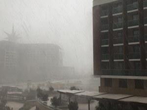Буря провали първата контрола на Ботев в Анталия