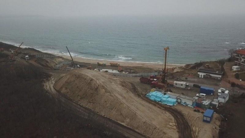 Започват проверки в общините, разрешили строежите по морето