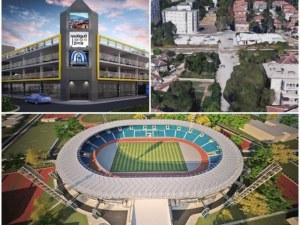 """Ст. """"Пловдив"""", """"Модър-Царевец"""", олимпийски басейн – ще стане ли поне един от проектите тази година?"""