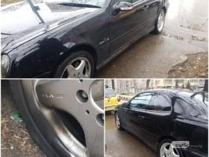 Подпалиха колата на пловдивски таксиметров бос, било за отмъщение СНИМКИ и ВИДЕО
