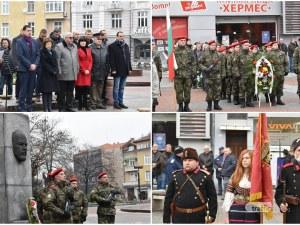 Почетоха Стамболов с венци и военни маршове