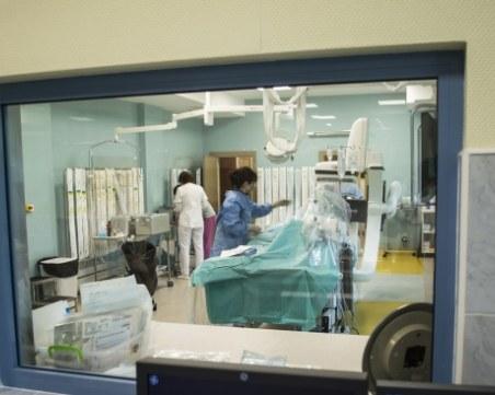 Извадиха част от катетър от сърцето на жена без операция