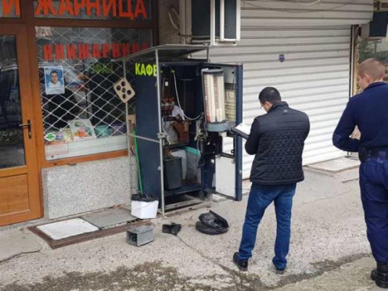 Спипаха серийни крадци на мястото на престъпление в Бургас СНИМКИ