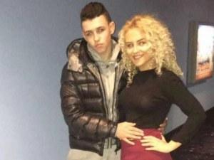 Вундеркинд на Манчестър Сити стана баща на 18