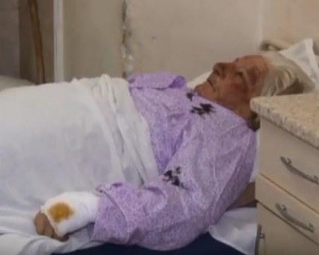 Душената за 35 лева баба Иванка - спи с брадва до главата