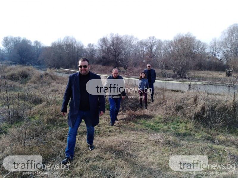 """Шефът на """"Напоителни системи"""": Няма опасност Чепеларска да залее къщите в Катуница"""