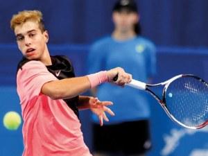 Малко не стигна на Адриан Андреев за победа над 45-ия в света
