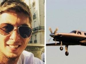 Надеждата угасна - откриха самолета, с който изчезна футболистът Емилиано Сала