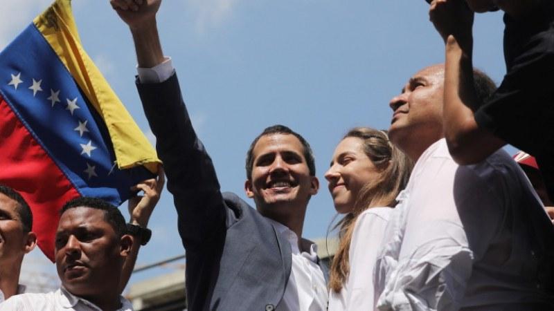 Официално: България подкрепи Гуайдо, искаме избори във Венецуела