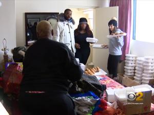Жена спаси 100 души от студовете в Чикаго