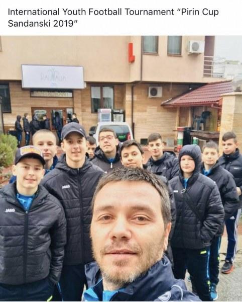 Братът на Христо Стоичков стана треньор