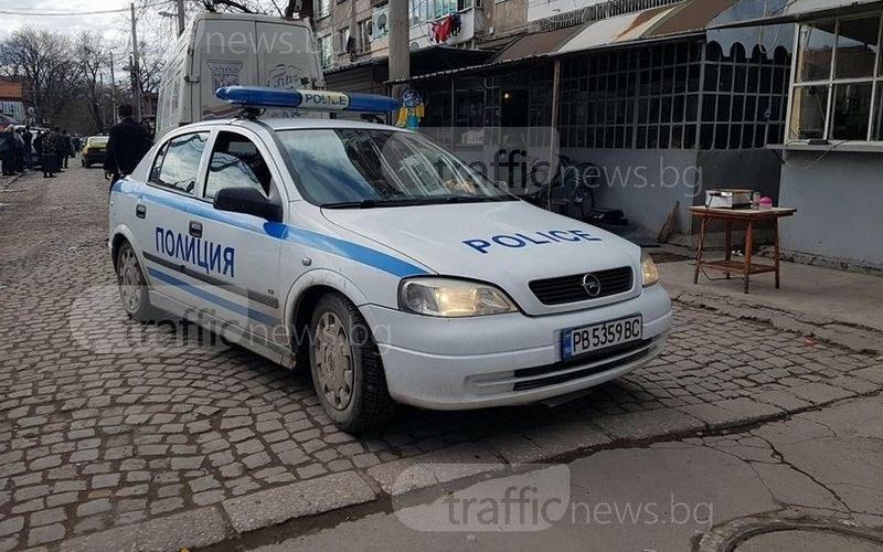 Недоволен клиент налетя на продавачка край Пловдив, арестуваха го и го осъдиха