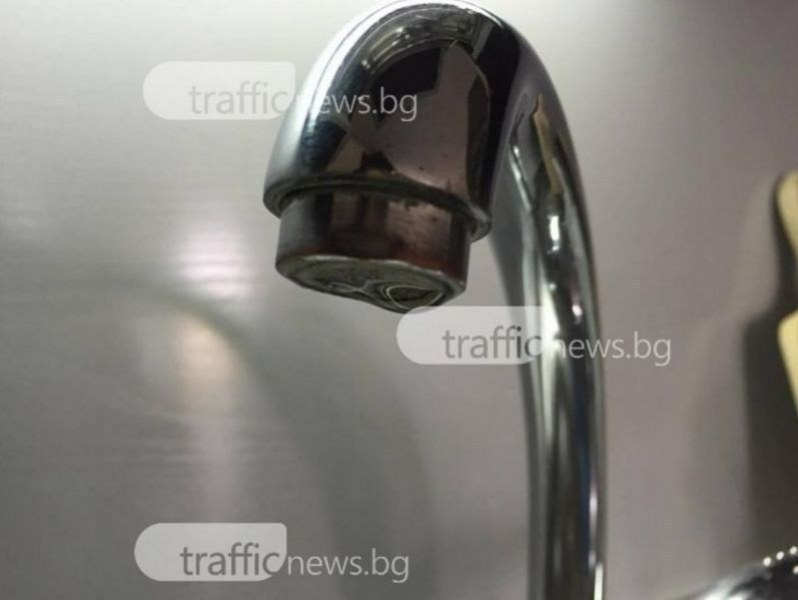 Три села в Пловдивско останаха на сухо! ВиК авария има и в Тракия