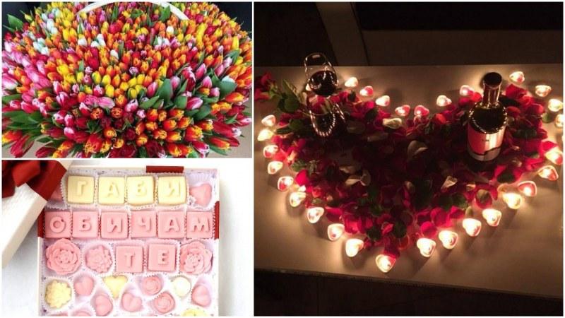 Гранде подаръци за Св. Валентин или с какво да заменим клишетата СНИМКИ