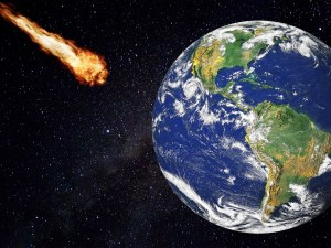 Астероид може да ни удари през 2036 г.