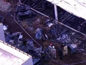 """Трагедия! Пожар уби 10 деца от школата на """"Фламенго"""
