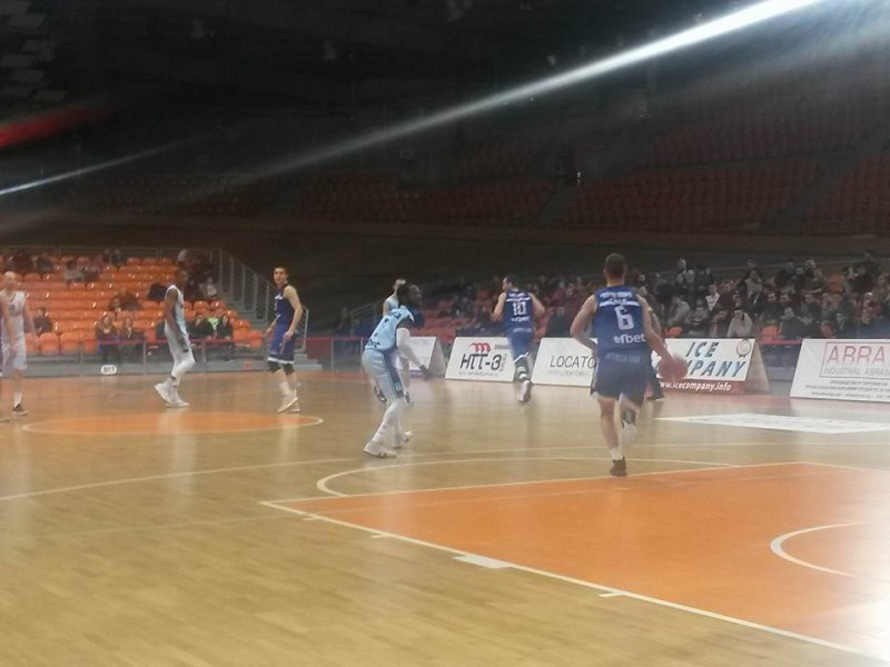 Академик Бултекс 99 пречупи Черно море за осма победа в НБЛ