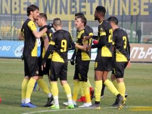 Феребори Доре се завърна с гол при победа на Ботев
