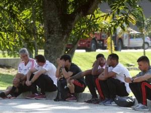 Загиналите при пожара в Бразилия са юноши от футболен клуб