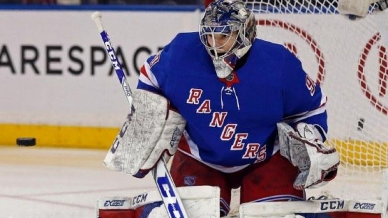 Български хокеен вратар с голям мач в НХЛ - спаси 55 удара! ВИДЕО
