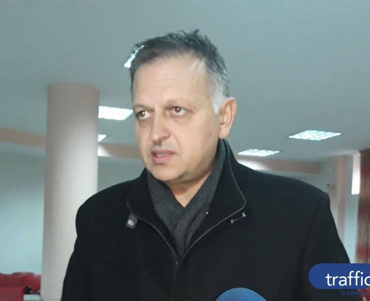 Кметът на Войводиново: Не свързвам пожара с проблемите в ромската махала!