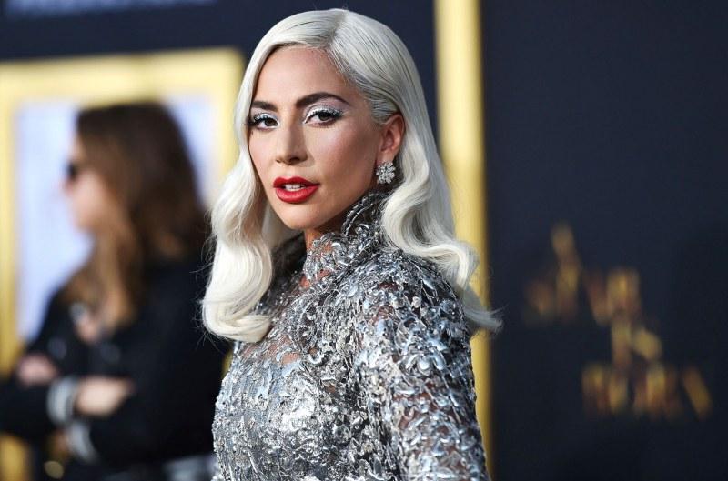 Лейди Гага обра статуетките на наградите