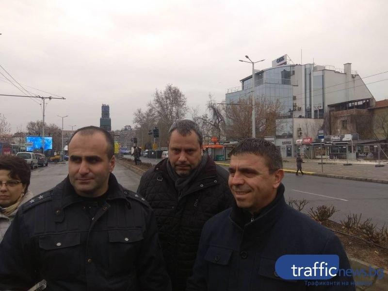 Община Пловдив отново дотира МВР, дава им пари да се борят с шофьорите наркомани