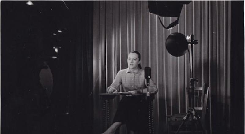 Отиде си първата телевизионна говорителка в България