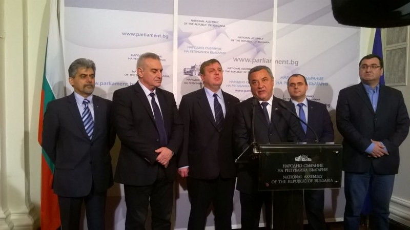 Пловдивските структури на НФСБ издигнаха Валери Симеонов за евродепутат