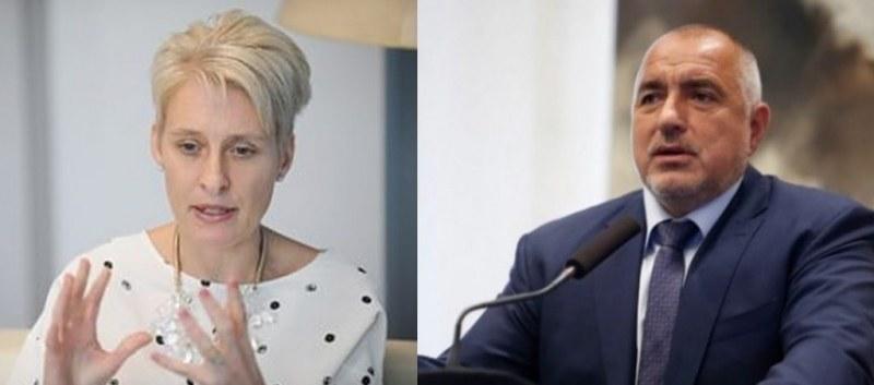Премиерът се среща с Ема Хопкинс по казуса