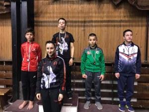 Децата на Арена Спорт с 6 медала от държавното