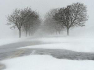 Времето идните дни: Вият бури, веят хали… Сняг се сипе на парцали!