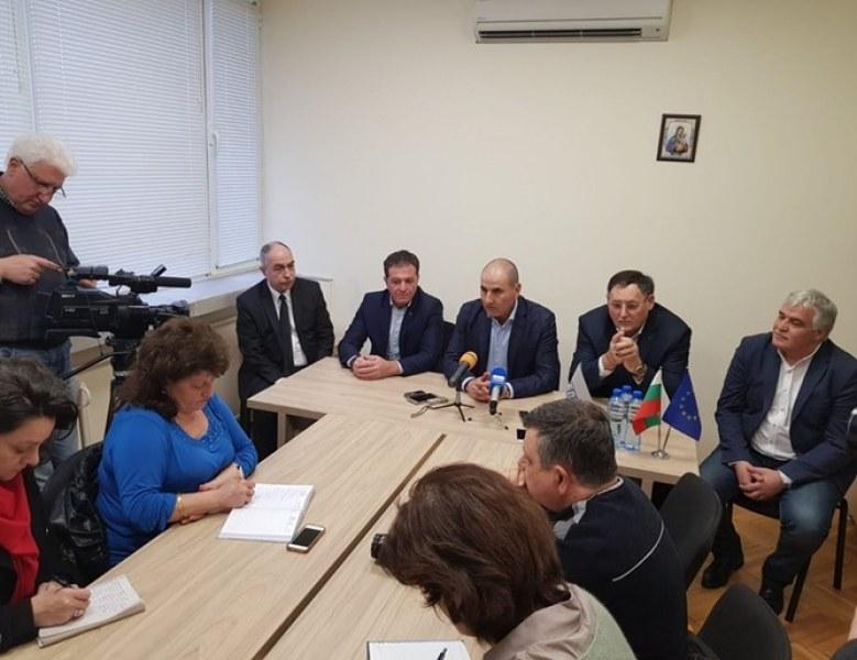 Цветанов: До края на март ще сме готови с евролистата на ГЕРБ
